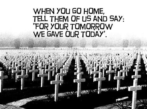 Soldiers Sacrifice Their Lives
