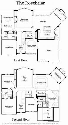 5 bedroom double storey house plans 16 best master suite floor plan images on pinterest