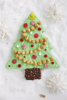 best christmas tree sheet cake recipe how to make christmas tree sheet cake countryliving com