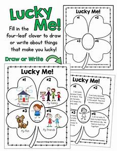 worksheets for kindergarteners 15601 lucky me freebie a free st s day activity for all ages st day activities st