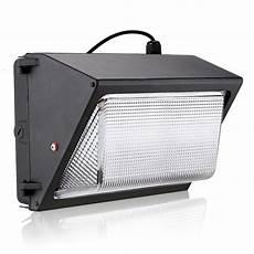 60 watt led wall pack 150w metal halide equivalent 6100lm