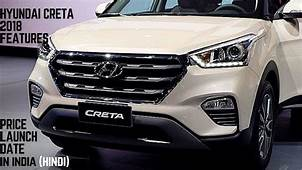 Hyundai Creta 2018 Features Launch Date And Price In