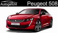 peugeot 508 neu all new peugeot 508 review premiere 2018 autogef 252 hl