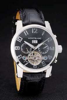 montblanc homme montres noires mbw 3 parfaite pas cher