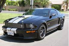2007 Ford Mustang Shelby Gt Black Silver For Sale