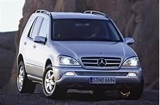 mercedes ml 270 cdi automatic 2001 2005 163 hp 5