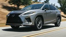2020 lexus rx 7 significant changes to the popular luxe