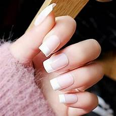 12 amazing french tip acrylic nail designs every woman