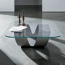 table basse en verre design italien table basse design en verre ring sovet 4 pieds