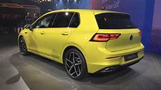 vw golf 8 shines in mega gallery with more than 200 images