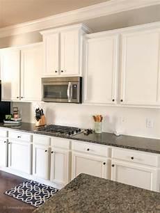 Painting Kitchen Tile Backsplash Painting Tile Backsplash See How It Looks A Year Later