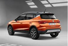seat arona aramis seat arona 2020 practicality boot space dimensions parkers
