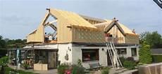 prix rehausse toiture prix d une surelevation isolation sous toiture garage