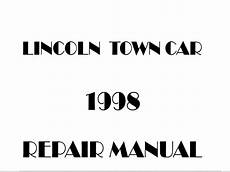 download car manuals pdf free 1990 lincoln town car electronic throttle control 1998 lincoln town car repair manual