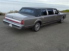 books on how cars work 1988 lincoln town car auto manual rare 1988 lincoln town car unique six door personal limousine only 78 900 miles classic