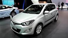 2013 Hyundai I20 Diesel Exterior And Interior Walkaround