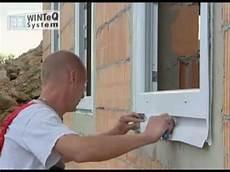 Fenstereinbau Die Winteq Monatge