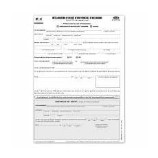 w garage renouvellement application form formulaire de demande w garage