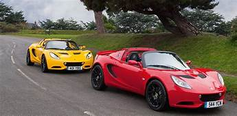 Lotus Elise Sport 220 Coming Mid 2016  Photos