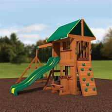 swing sets somerset wooden swing set playsets backyard discovery