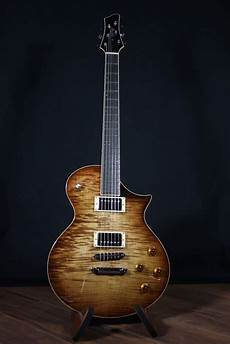 single cut guitar artinger single cut chambered whole tone guitars reverb