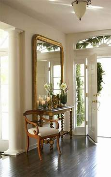 foyer mirrors how to decorate with mirrors