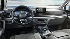Human Use Analysis 2017 Audi Q5 Infotainment System