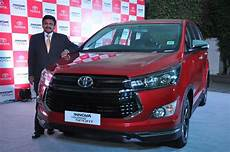 toyota innova touring sport launched in india ibtimes india