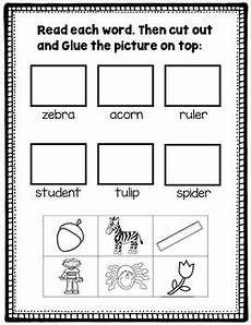 syllable patterns v cv worksheets and decodable story by