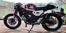 Vixion Modif Cb by V Ixion Standar Ala Quot Cafe Racer Quot Kompas