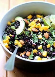 3 Einfache Schwarzer Reis Rezepte Gesund Lecker Und
