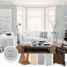light gray blue paint color quest by ppg is featured in