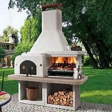 Grill Für Garten - grill ofen f 252 r garten gartengrill grillkamin grillofen