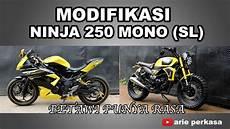 250 Sl Modif by Modifikasi 250 Sl Betawi Punya Rasa