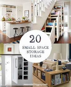Small Space Small Bedroom Organization Ideas by 20 Small Space Storage Ideas