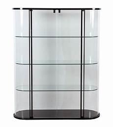 glas vitrine ovale glasvitrine by vittorio livi on artnet