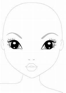 Ausmalbilder Gesichter Kostenlos Topmodel Zum Drucken 15 Topmodel Malvorlagen Topmodel