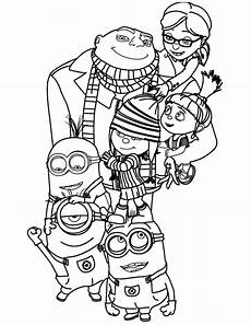 Minions Malvorlagen Free Minion Coloring Pages Disney Coloring Pages