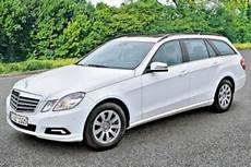 Mercedes E Class 2010 Wagon Revealed Drive Arabia