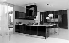 kitchen interiors ideas 30 monochrome kitchen design ideas