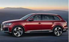 the new 2020 audi q7 visual and technical updates driving