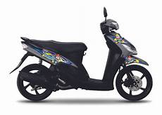 Striping Mio Sporty Keren by Jual Striping Thailook Style Mio Sporty Doraemon Custom