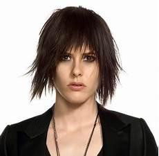 hairstyles katherine moennig s shaggy hair