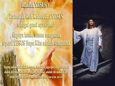 Maret 2014 Tuhan Itu Yesus Allah Kita