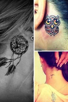 Schöne Kleine Tattoos - hals tattoos f 252 r frauen motive f r frauen 142