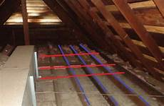 raise attic floor over wires with 2x2s doityourself com community