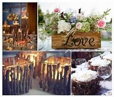 mariage rustique ch 234 tre centre de table vase et