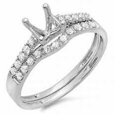 0 25 carat ctw 14k white gold diamond