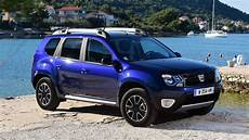 2017 Dacia Duster Facelift Review