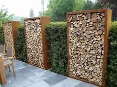 muelltonnen verstecken der perfekte outdoor brennholzregal ideen in 2020 mit bildern